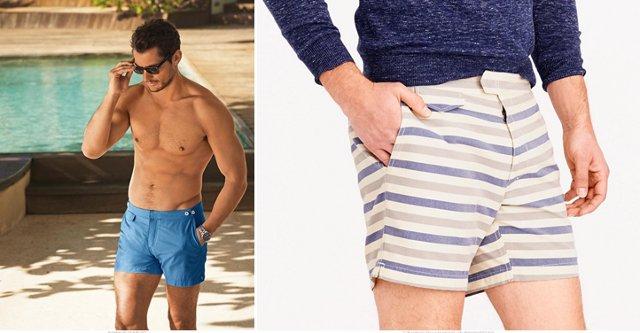 Tailored swim wear