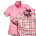 Летний мужской гардероб: рубашка с коротким рукавом