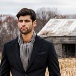 Как выбрать шарф: простой гид по мужским шарфам. Часть II — стиль