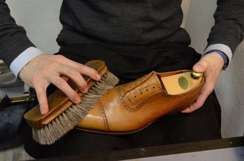 bd83be550 Уход за обувью, глассаж и патинирование своими руками - пошаговый ...