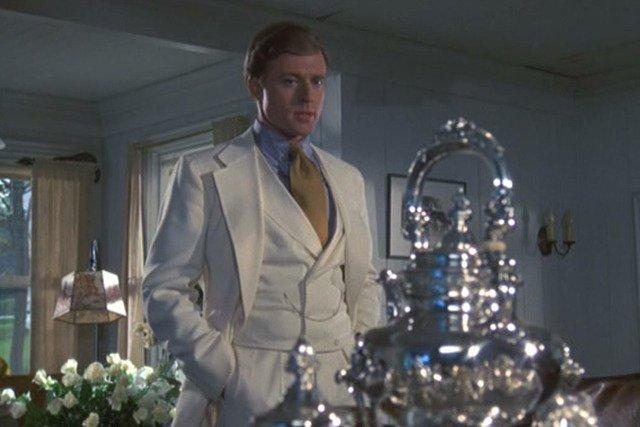 """Кадр из фильма """"Великий Гэтсби"""" 1974 года"""