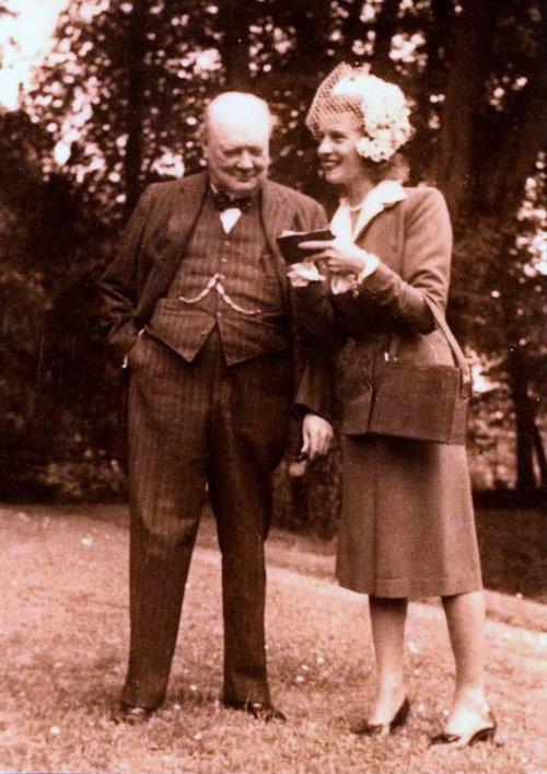 Черчилль цепочка карманные часы