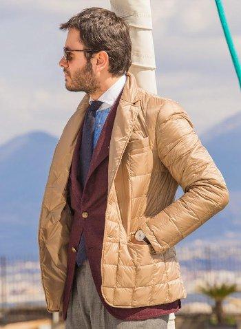 1de6cdaa6cf Можно ли носить короткую куртку с пиджаком