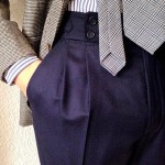Нужны ли вам защипы на брюках