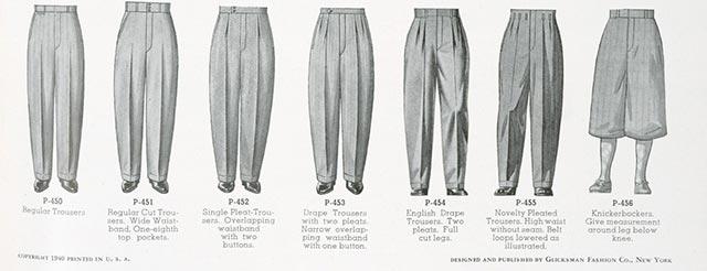 1940-США-варианты-брюк