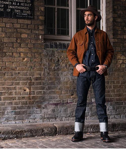 Очень-широко-подвернутые-джинсы