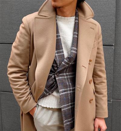 Пиджак-полоска-мелом