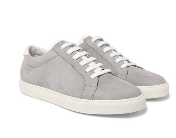 Brunello Cucinelli - Apollo Full-Grain Leather-Trimmed Nubuck Sneakers - Google Chrome 2017-02-09 14.52.11
