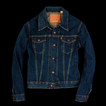 Левайс-джинсовая-куртка-Тип-3