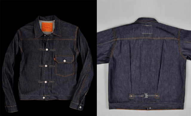 Levi's-Denim-Trucker-Jacket-Type-I