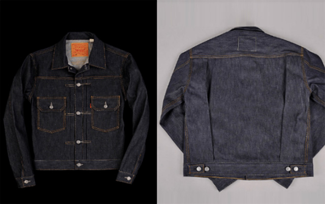 Levi's-Denim-Trucker-Jacket-Type-II
