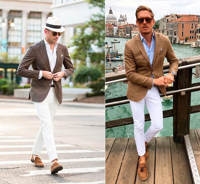 Лоферы-со-светлыми-брюками