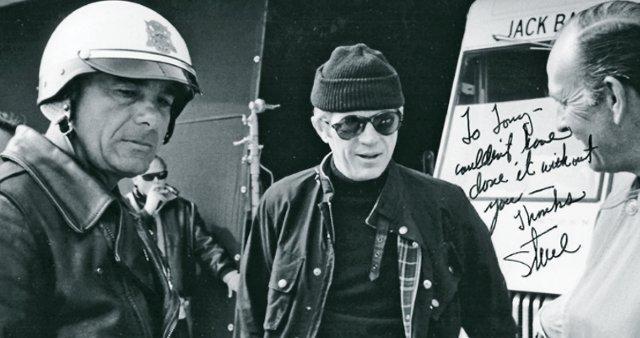 Стив Маккуин шапка 1968 год