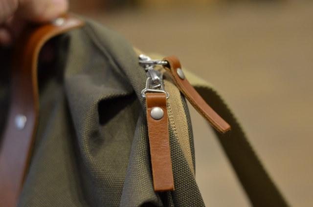 Двойная молния рюкзак Brooks