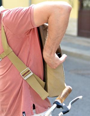 Рюкзак Брукс боковой карман