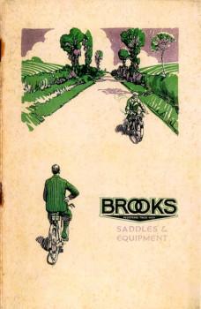 Brooks винтаная книга