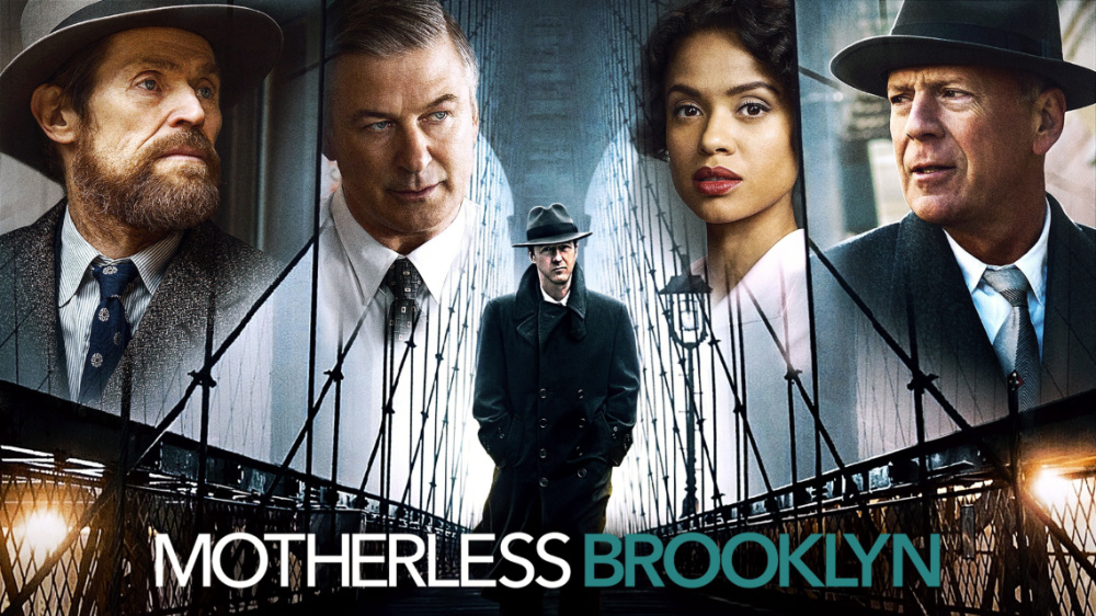 Motherless Brooklyn - постер
