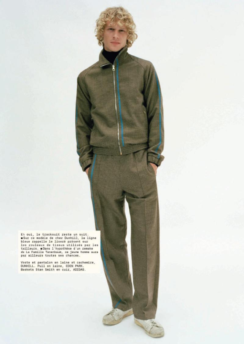 LETIQUETTE_001- спортивный фэшн костюм
