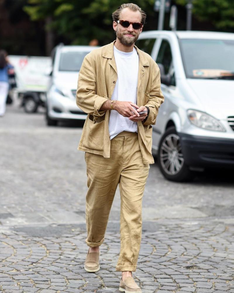 Streetper Men's Style неклассический костюм
