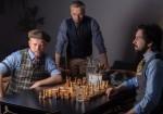 Шахматная фотосессия