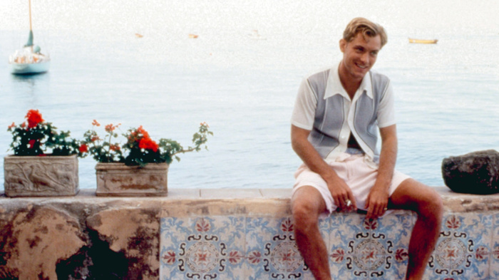 Талантливый мистер Рипли, стиль Дики Гринлифа, вязаная рубашка-кардиган, стиль 1950-х